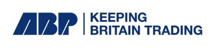 ABP logo keeping britain trading