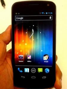 Samsung Galaxy Nexus (cc-by-sa) Sham Hardy