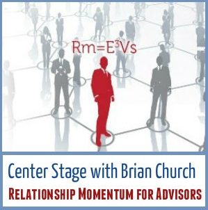 Don Connelly Center Stage with Brian Church - Moving in the Right Direction