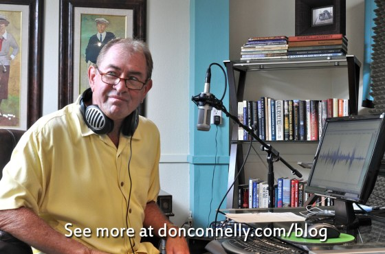 Don Connelly audio blog post 3