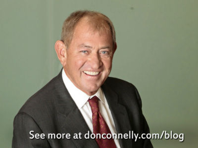 Don Connelly tips on his blog