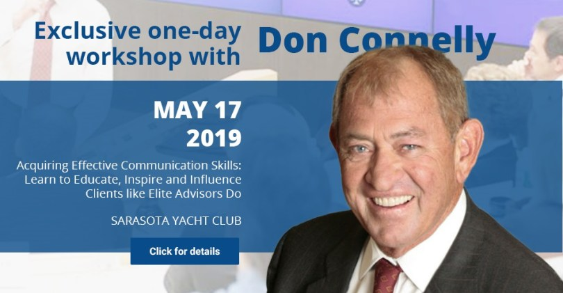 Acquiring Effective Communication Skills - a One-Day Workshop with Don Connelly