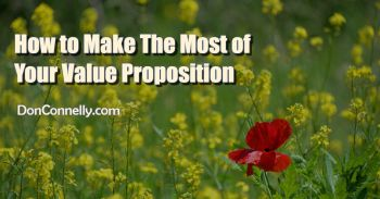 How to Make The Most of Your Value Proposition