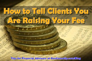 How to Tell Clients You Are Raising Your Fee