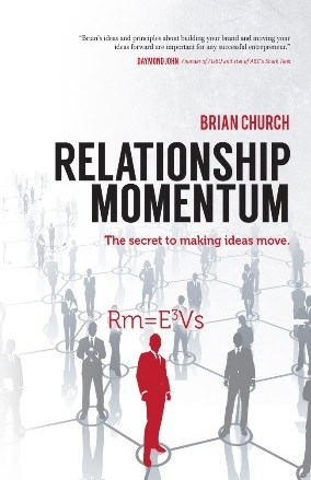 Relationship Momentum Book Cover