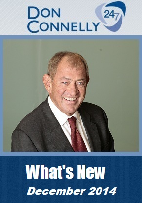 What's New Don Connelly 247 December 2014