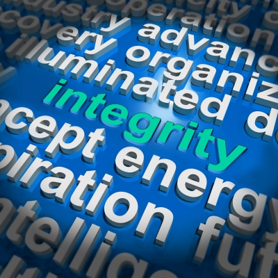 Without Integrity Financial Sdvisors Don't Have Credibility
