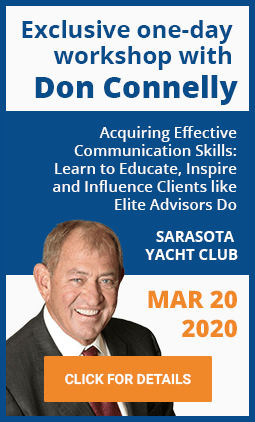 A full day workshop with Don Connelly - March 20, 2020