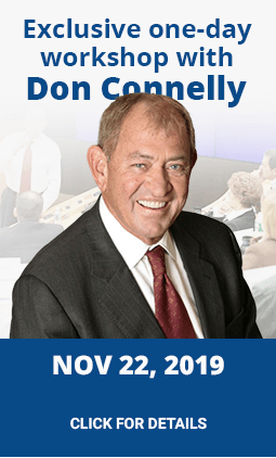 Workshop with Don Connelly - Nov 22, 2019