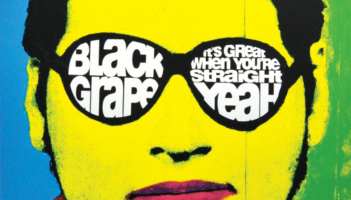 @BlackGrape Comes to Doncaster…
