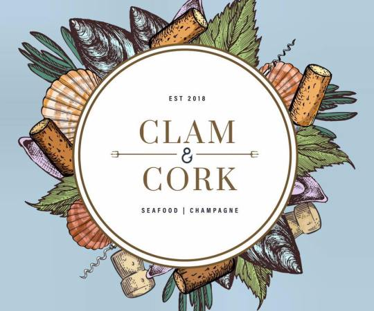 Clam & Cork, Brand New Sea Bar At Doncaster Market