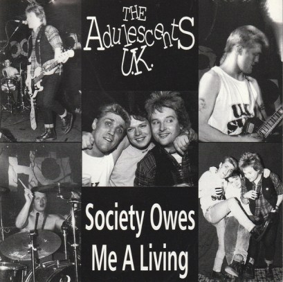 Society Owes Me A Living