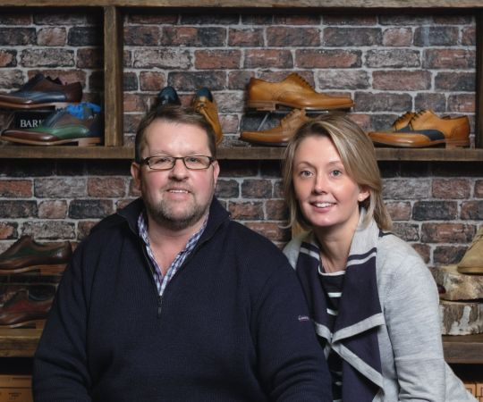 Destination Doncaster: The Shoe Room