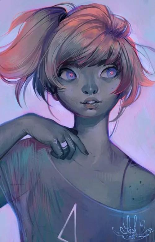 Pitaya by Loish, Inspirational Artist