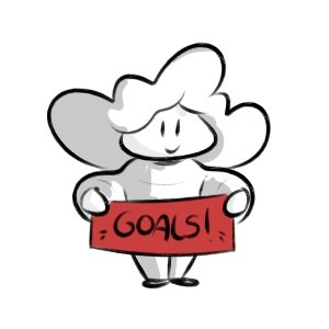 You should have great goals! But start with the basics of drawing, step by step.