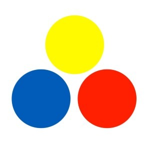 The simple primary colors, master when to use them.