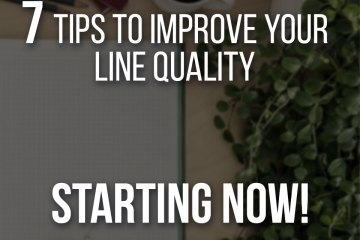 7 Tips to Improve Your Line Quality Starting Now, learn to improve your drawings with Don Corgi!