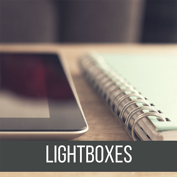 Recommended Light Boxes (or Lightboxes) for every Artist level! by Don Corgi