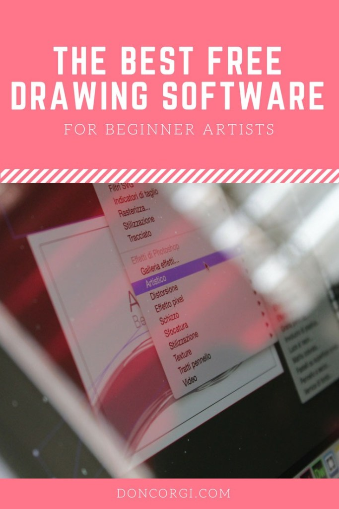 Best Free Drawing Software, all of my top picks for drawing, illustrating, animating and more! By Don Corgi