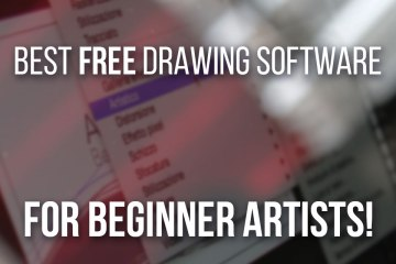 The Best Free Drawing Software for beginner artists, animators, illustrators, game developers and more!