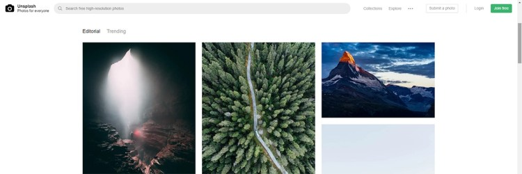 Unsplash is one of my favourite websites for grabbing great stock photos with CC0 attribution.