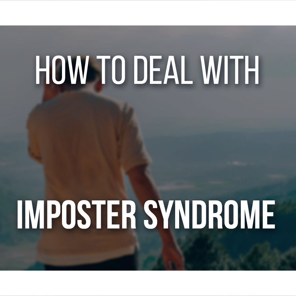 How To Deal With Imposter Syndrome As An Artist - Get out of the loop!
