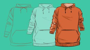 Master How To Draw Different Clothing. From Hoodies And Pants, To Shirts And Dresses!