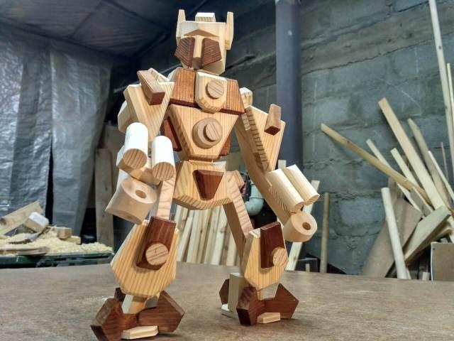 Робот конструктор № 1
