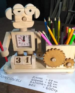 Подставка Робот-Никитич