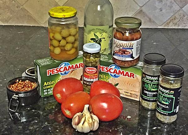 tuna ingredients
