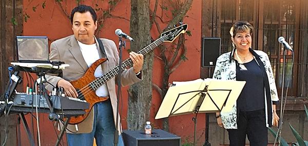hacienda band