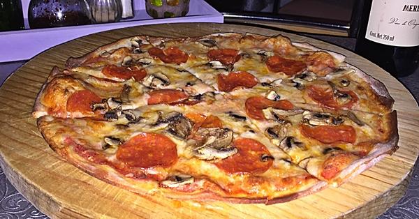 osteria pizza