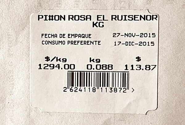 pinon price tag mega