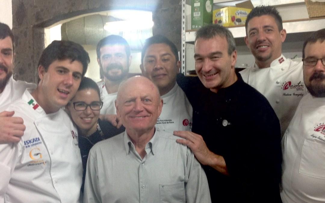 "San Miguel gets a ""magnificent, wonderful, supreme, marvelous, remarkable"" taste of pinxtos."