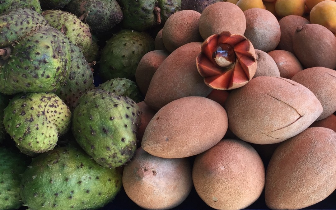 Mamey, how I love ya, how I love ya.