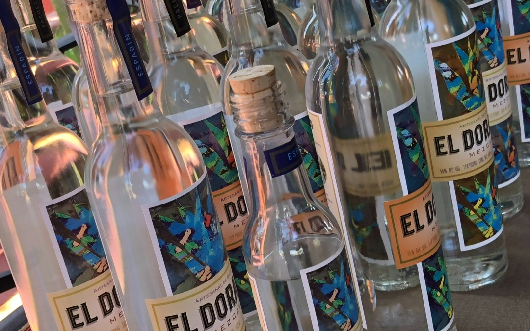 Uncomplicating mezcal. And discovering El Dorado.