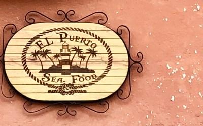 Say si to ceviche at El Puerto.