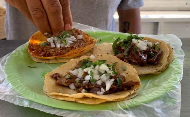 Three tasty tacos you may have never tried.