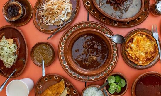 Seven of San Miguel's best dishes are right at your fingertips.