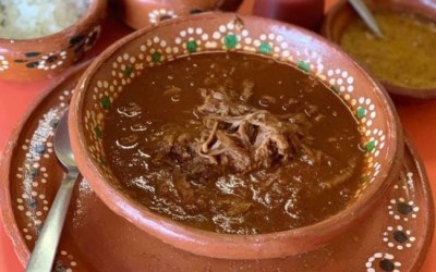 What? You've never tried birria?