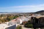 Vista desde la parte más alta de Nijar