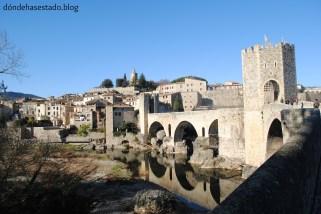 Besalú (comarca de La Garrotxa, Girona)