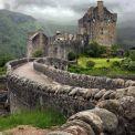 Castillo de Eilean Donan, Escocia. EUROPA