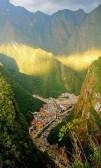 Aguas Calientes, Perú AMERICA DEL SUR