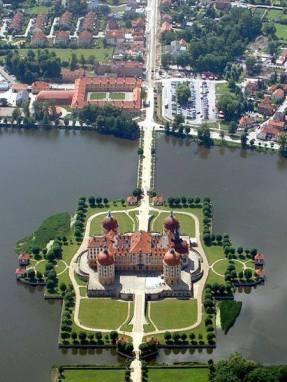 Palacio de Moritzburg -Sajonia |EUROPA|