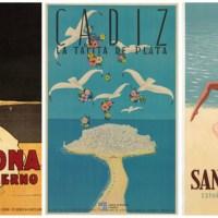 El cartelismo turístico: una mirada vintage