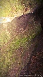 Los pequeños puntitos britllantes de las paredes de las grutas hacen dudar...Leyenda o Realidad?