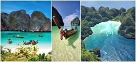 Maya Bay, Tailandia. ASIA
