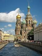 San Petersburgo, Rusia. EUROPA