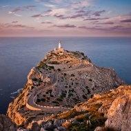 Faro de Formentor, Mallorca- España EUROPA